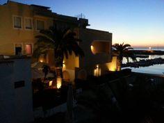 Vivi l'esperienze di un tramonto sul #mare dalla nostra terrazza. Palm Beach Hotel - Terrasini, Palermo, Sicily #Experience of Interlude hotels & resorts