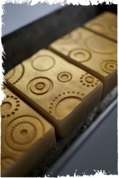 bbee´s soapsite: Golden Sheep Soap