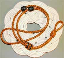 round braided lanyard
