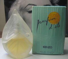 Kenzo Perfume PARFUM D'ETE 1.7oz Eau de Toilette Spray in Box Original Formula