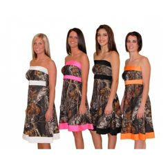 Mossy Oak Tabitha Dress