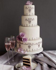 Via @ninecakes  *** Not a terrible way to start a Wednesday.  (wait, it's Wednesday already???)  DoubleTap & Tag a Friend below #cake #cakes #cakedecorating #lovecake  #cakestagram
