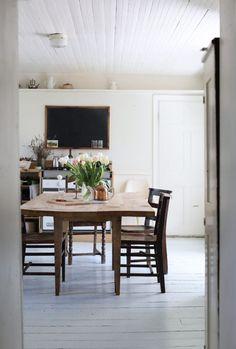 Deborah Ehrlich Kitchen Table