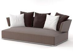 Maxalto Amoenus sofa | Antonio Citterio