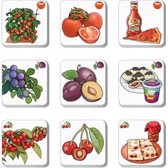 Ovoce Preschool Themes, Kindergarten Activities, Math For Kids, Crafts For Kids, Vegetable Crafts, Fruit Benefits, Montessori Toddler, Montessori Materials, Group Meals