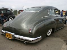 1950 Fleetline Chevy