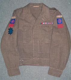 Exhibition Image One British Uniforms, British Soldier, Personal Finance, Division, Soldiers, Ww2, Badge, Watch, Black