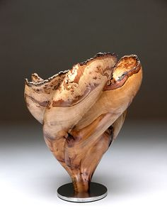 The Blakely Burl Tree Project- Art / ARTISTS  beautiful natural wood turned sculpture