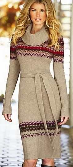 Sweater dress very cuuute