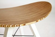 Perfect ... Complex Look Structure Simple Elegant Wooden Stool Modern Wooden Stool  ...
