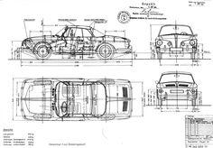 1964 VW Type 34 Karmann-Ghya