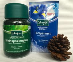 Produkttestseite von Heike: Produkttest : Kneipp Badekristalle Waldspaziergang... #Produkttest #sponsored