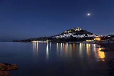 Lindos Rhodes Greece by Dimitris Koskinas on 500px