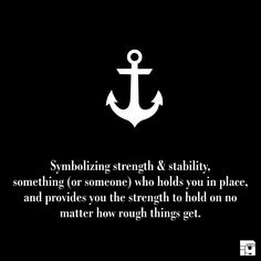 94 Amazing Tiny Tattoos with Big Meanings - New Tattoos Ideas 2019 - Tattoo Anchor Tattoo Meaning, Small Anchor Tattoos, Small Tattoos With Meaning, Symbols With Meaning, Anchor Tattoo Quotes, Anchor Quotes, Anchor Tattoo Design, Tattoo Symbol Meaning, Tat Meaning