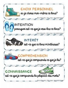 Un livre a ta pointure | French Teaching Resources, Teaching French, Daily 5 Reading, Daily Five, Education And Literacy, Love French, French Immersion, Writer Workshop, Third Grade