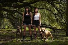 mariah and taniah from pitbulls and parolees