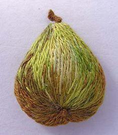 de hilo pintado pear.jpg