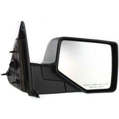 2006-2011 Ford Ranger Mirror RH, Manual Folding, Textured