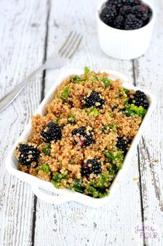 Blackberry Kale Quin