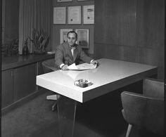 Architect Morris Lapidus