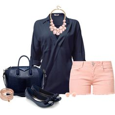 Boyfriend Shirt, created by tacciani on Polyvore