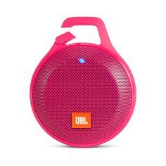 JBL Clip+ | Splashproof Ultra-portable Bluetooth Speaker with Carabiner