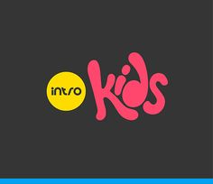 Intro Church - Intro Kids (logo and profile) on Behance