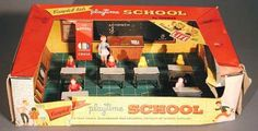 Campbell's Playtime School by Thomas