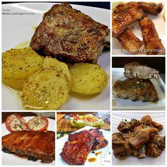 6 Recetas de Costilla de cerdo | Cocinar en casa es facilisimo.com