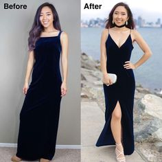 """4,896 mentions J'aime, 68 commentaires - April (@coolirpa) sur Instagram : """"Thrifted Transformations Ep. 46 - You guys voted for the velvet dress to be transformed! Check it…"""""""