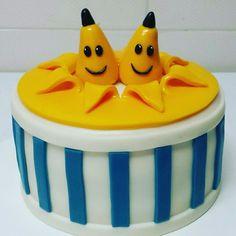 Bolos Bananas de Pijamas Bolos da Lu no face: /bolosdalumariano Bolos da Lu no Insta: @bolos_da_lu_mariano