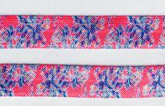 Shimmer foe inspired shimmer elastic Shimmer hair ties shine foe cartoon foe-5//8