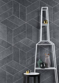 Buy online Waterfall ivory flow By lea ceramiche, porcelain stoneware wall/floor tiles with stone effect, waterfall Collection Ästhetisches Design, Tile Design, Wall And Floor Tiles, Wall Tiles, Bathroom Wall, Bathroom Interior, Chevron Tile, Style Tile, Tile Patterns