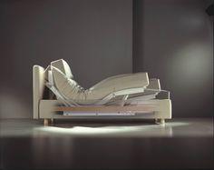 Schramm Werkstätten bei Leopold Einrichten in Gerolzhofen:SCHRAMM Schlafsysteme zur idealen Wirbelsäulenentlastung Outdoor Furniture, Outdoor Decor, Sun Lounger, Mattress, Couch, Home Decor, Beds, Chair, Welcome