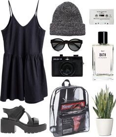 """SUMMAAA"" by decayy ❤ liked on Polyvore"