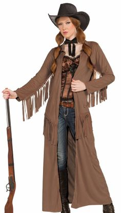 Cowgirl costume pinteres womens annie oakley cowgirl halloween costume jacket coat solutioingenieria Gallery