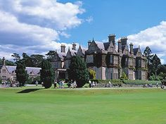 Ireland: Muckross House & Gardens along the Ring of Kerry