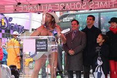Naked Cowboy Joins Pols to Support Bill Regulating Times Square Plazas  - Times Square & Theater District - DNAinfo.com New York