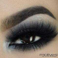 Look by #hellofritzie using Motives Beauty Weapon Palette!