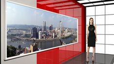 News 30 Set Design - Adhyatam Group on Behance