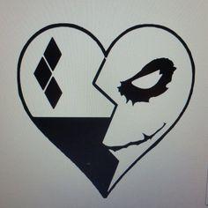 Harley and Joker Tatt Idea