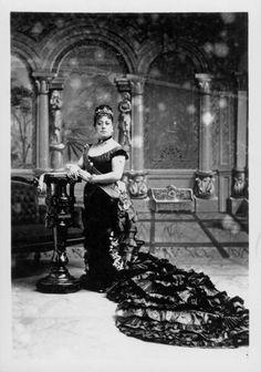 Emma, Queen consort of Kamehameha IV, 1836-1885.