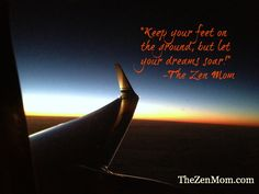Inspiration: Zen Quote About Your Dreams