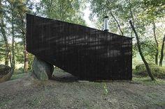 BOHEMIAN RETREAT by Uhlik Architekti