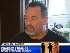 The father of a Navy SEAL from Philadelphia discusses why he's suing the president of the United States.    Mayfair native Michael Strange was one of 38 people killed when a Navy Chinook helicopter was shot down in Afghanistan in August 2011.    Michael's father and some other families have filed a lawsuit against President Barack Obama and Vice President Joe Biden.    Strange says they made his son, a SEAL Team Six Special Forces serviceman, a target.