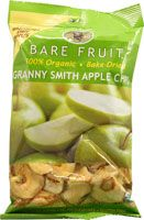 Bare Fruit Organic Granny Smith Apple Chips