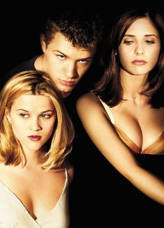 cruel intentions. every time i hear that verve song i'm reminded of how awesome this movie is.