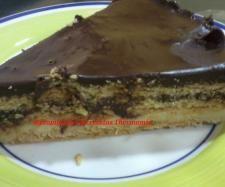 Tarta de chocolate y galleta de la abuela   Recetario Thermomix® - Vorwerk España