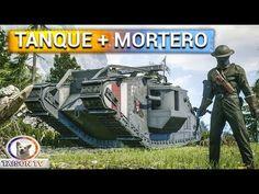 Battlefield 1 Guía del Buque de Tierra Mortero