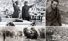 Red Baron's cousin captures Hitler's troops causing hell | Daily Mail Online